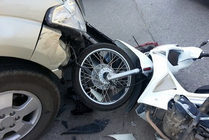Data on Motorcycle Accidents in South Lake Tahoe