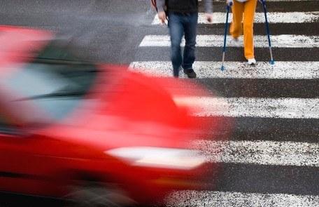 One Injured in Red Bluff Pedestrian Crash