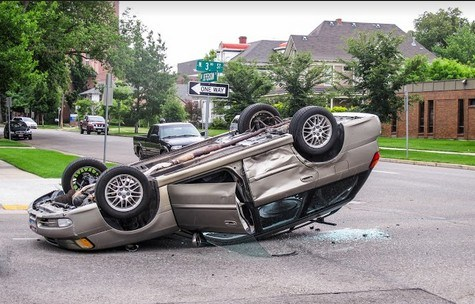 Statistics on Rollover Collisions in Fairfield