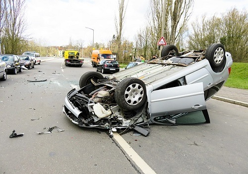 Citrus Heights Rollover Crash Occurs After Vehicle Leaves the Road