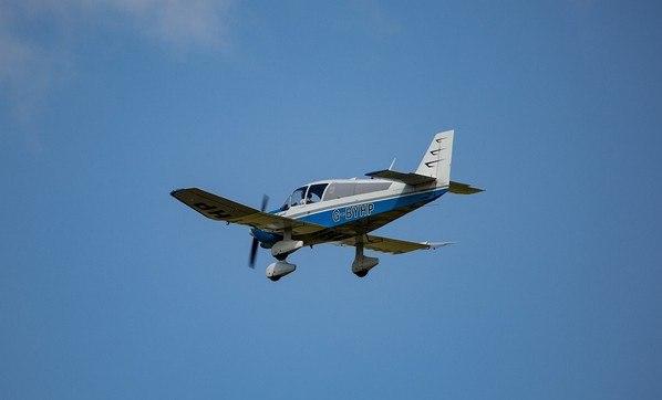 Two People Die During Redding Plane Crash