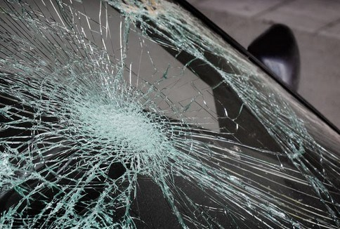 Two Suffer Injuries in Auto Accident in Redding