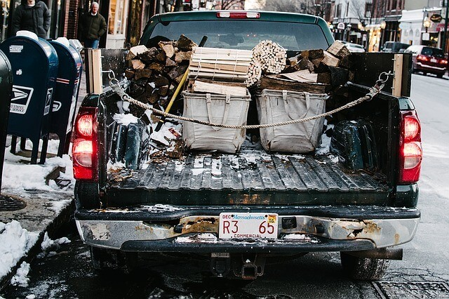unsecured loads