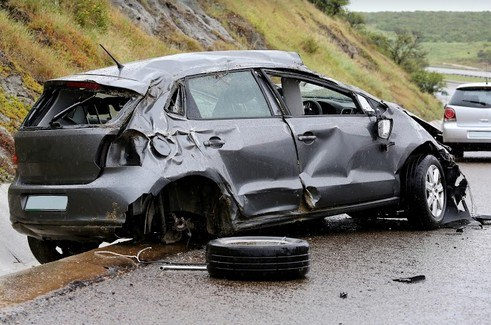One Person Suffers Serious Trauma During Highway 70 Crash
