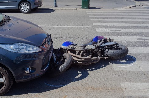 One Seriously Hurt in Eureka Area Motorcycle Accident