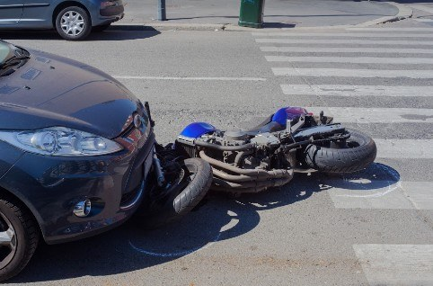 Benicia Motorcyclist Suffers Serious Injuries During Highway 37 Crash