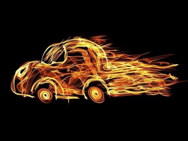 chevy bolt fires