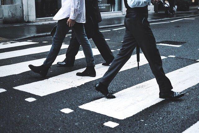 pedestrian safety guide