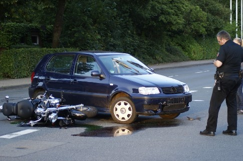 Walnut Creek Man Severely Hurt in Napa Motorcycle Crash