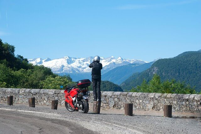 best motorcycle rides