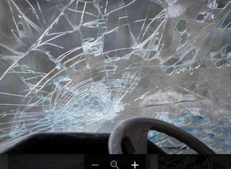 Double-Vehicle Plumas County Crash Injures Two