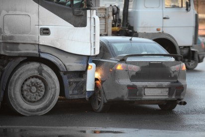 Injuries Sustained During Truckee Big-Rig Collision