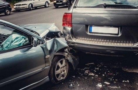 Rear-End Car Crash in Napa Sends One to Hospital