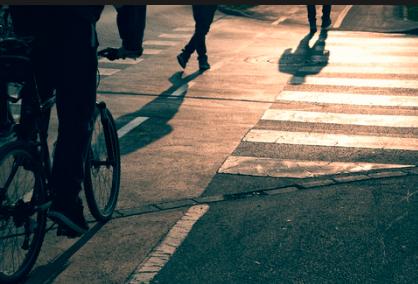 pedestrian north davis