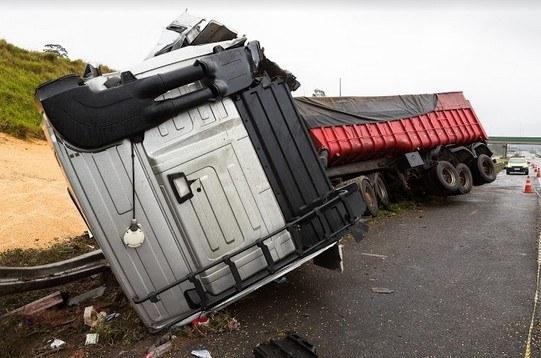 Injuries Sustained During Vallejo Big-Rig Crash