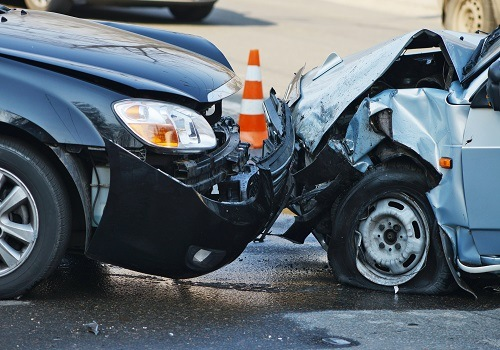 Sacramento On Ramp Injury Accident Involves Three Vehicles