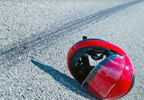 Motorcyclist Injured During Redding Highway Accident