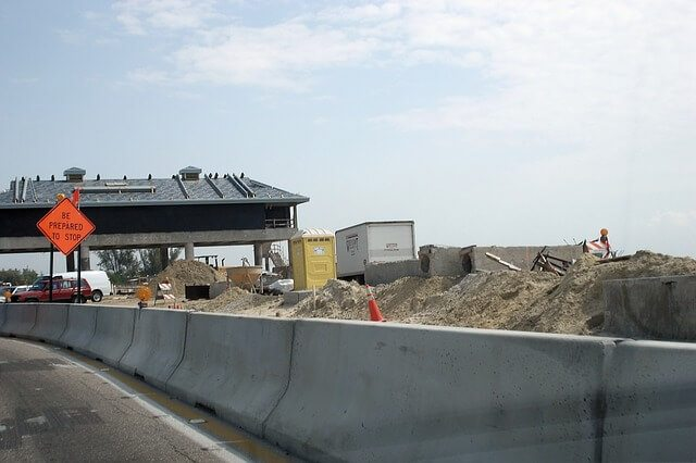 toll lanes in Sacramento