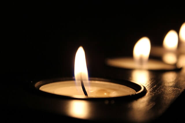 candles - Truckee head-on crash
