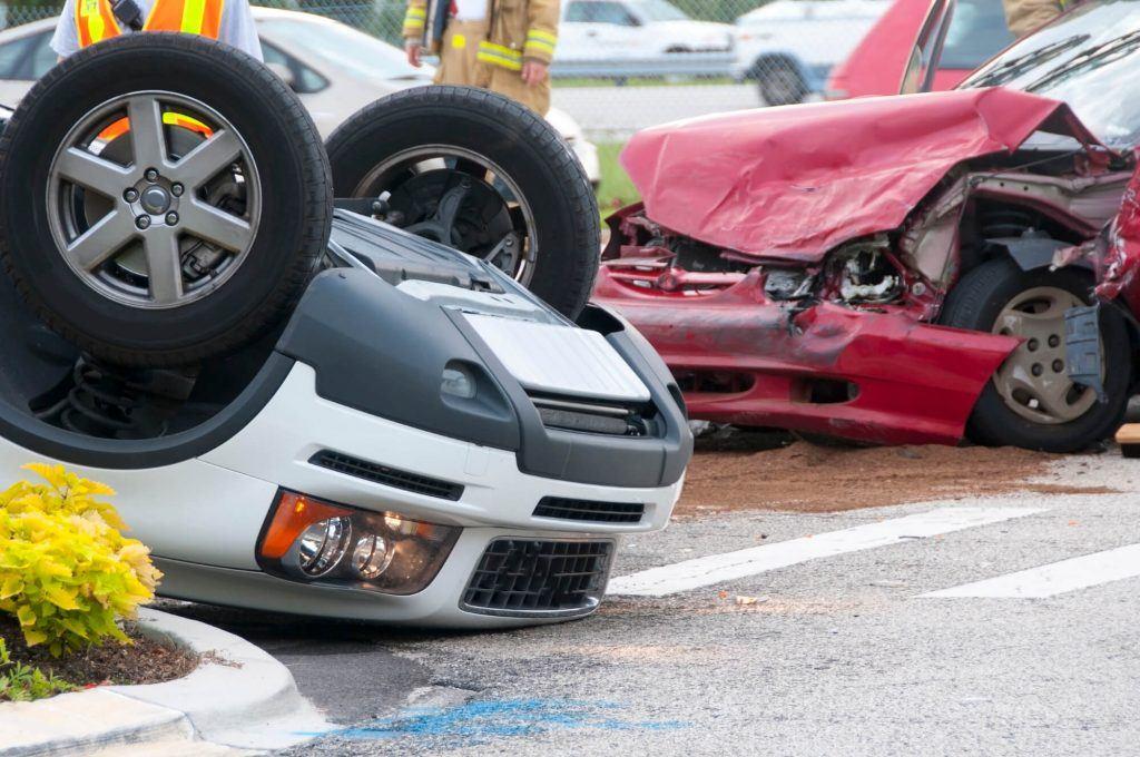 Rollover Crash Reported on I-5 in Stockton Area