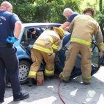 Major Injuries Occur in Rancho Cordova Multiple-Vehicle Accident