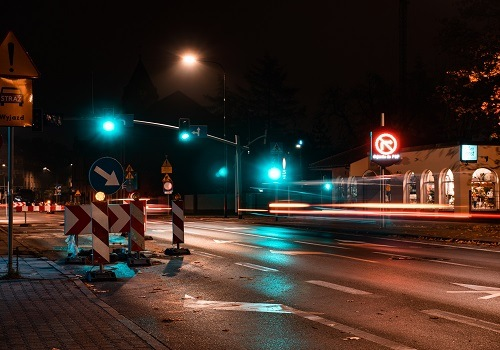 Sacramento Construction Zone Accident Traps Woman's Vehicle
