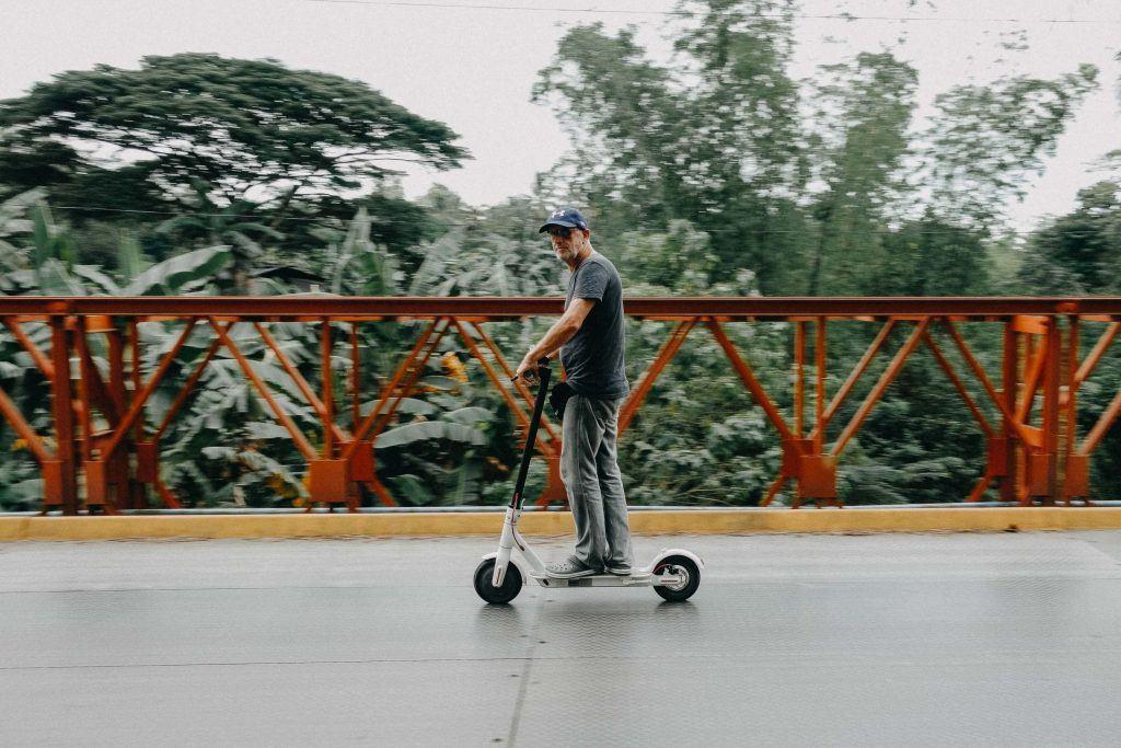 Sacramento Man Killed Riding an Electric Scooter on I-80